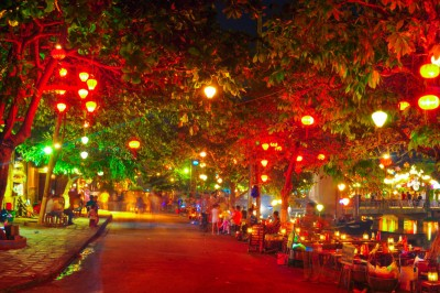 10 gorgeous shoot at night of Vietnam