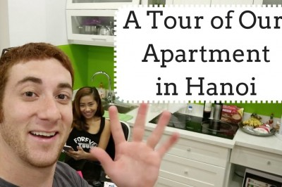 Drew Binsky: A tour to Apartment in Hanoi