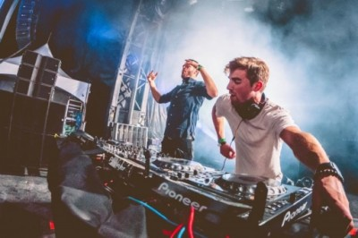 The Chainsmokers opening in Vietnam