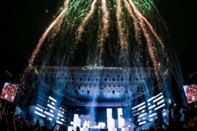 Chainsmokers tour attracted thousands local audiences in Vietnam