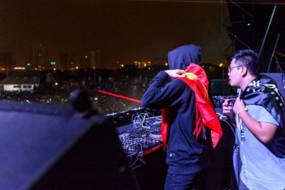 Alan Walker, Nicky Romero and Sam Feldt came to Vietnam for the Ravolution Music Festival