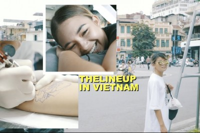 THE GAP YEAR: The Line Up in Vietnam
