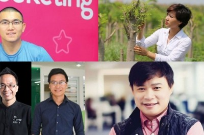 Top 5 Vietnamese successful entrepreneurs
