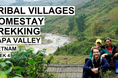 Journey of a Compass: Hill tribe homestay in Sapa (Week 4)