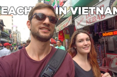 Vietnam TESOL students share the first impressions