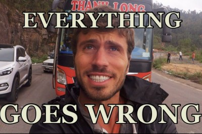 Road trip Vietnam: Everything goes wrong!