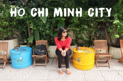 Exploring Ho Chi Minh city